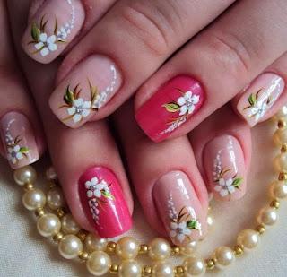 Uñas decoradas - Diseño de uñas
