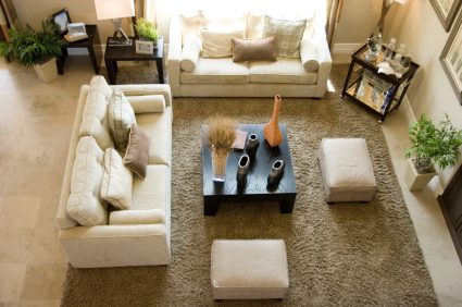 Connie Deamond Interior Creations Area Rug Sizes