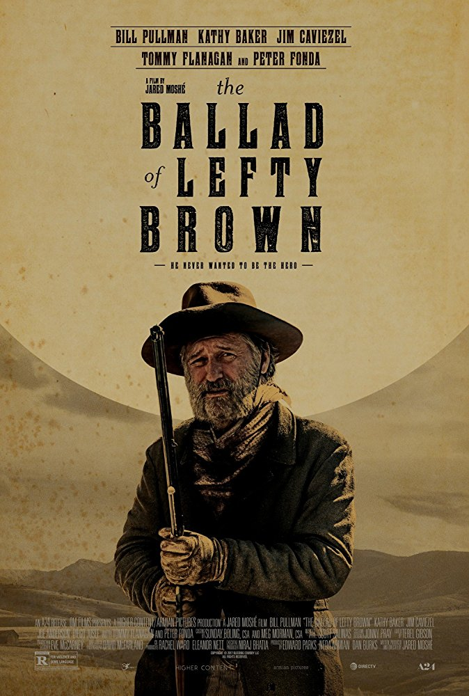 Baixar A Vingança de Lefty Brown (2018) Dublado