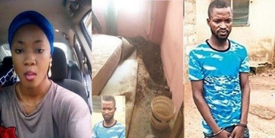 I Slept with my Girlfriend's Corpse for 6 Days, says Suspected Killer of ex-Deputy Gov's Daughter