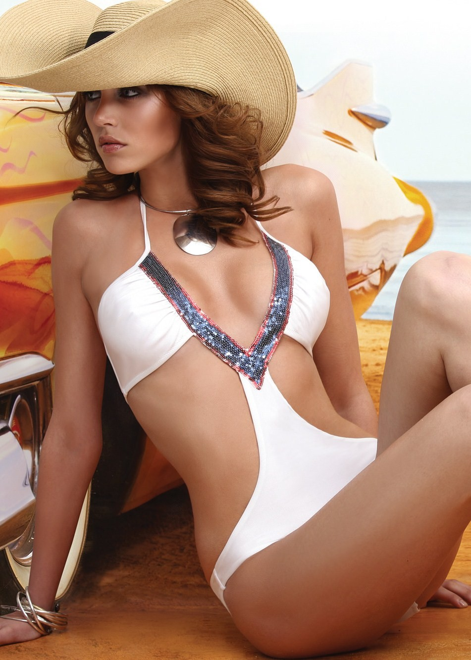 0918d29cbf Fashion Studio Magazine: BEACHWEAR: Summer 2011 Trends