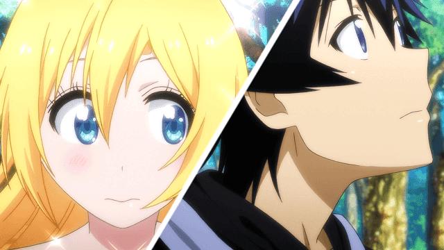 Perjuangan cinta Raku menemukan orang yang dikasihinya
