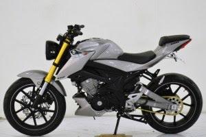 Suzuki Bandit 150 Design And Enggine