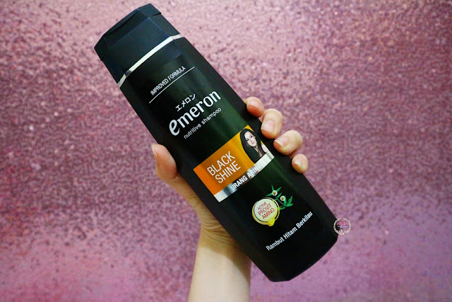 Emeron Black and Shin Shampoo Review