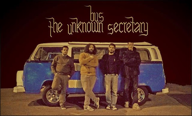 [Interview] Down with Bus the Unknown Secretary [GR]