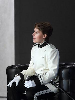 Anna Stéphany - Der Rosenkavalier - @ ROH. photo Catherine Ashmore