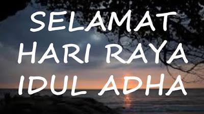 Selamat Hari Raya Idul Adha Ucapan Lebaran Haji