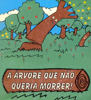 livro árvore