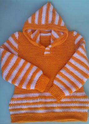 Crosia Hoodie Sweater