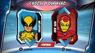 Game Marvel Super Hero Squad ISO PSP