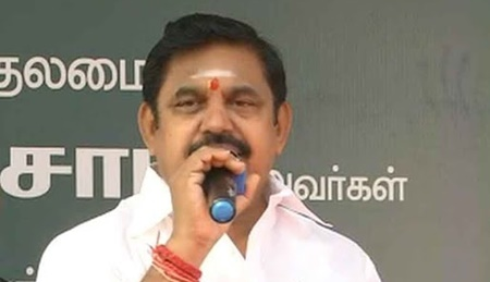 TN CM Edapadai Palanisamy begins the inspection to organize Bus Port in Salem
