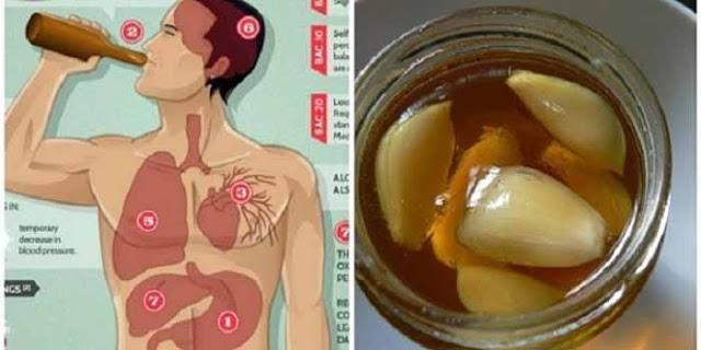 7 Hari Makan Madu dan Bawang Putih, Ada Kejaiban pada Tubuh