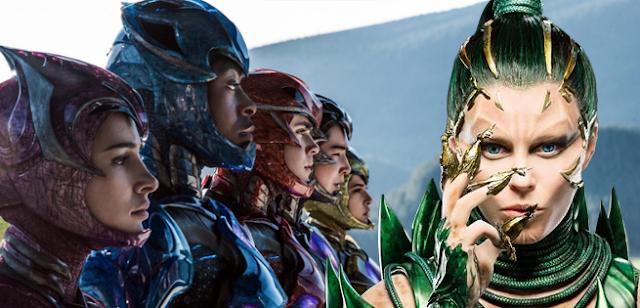 Power Rangers Filme