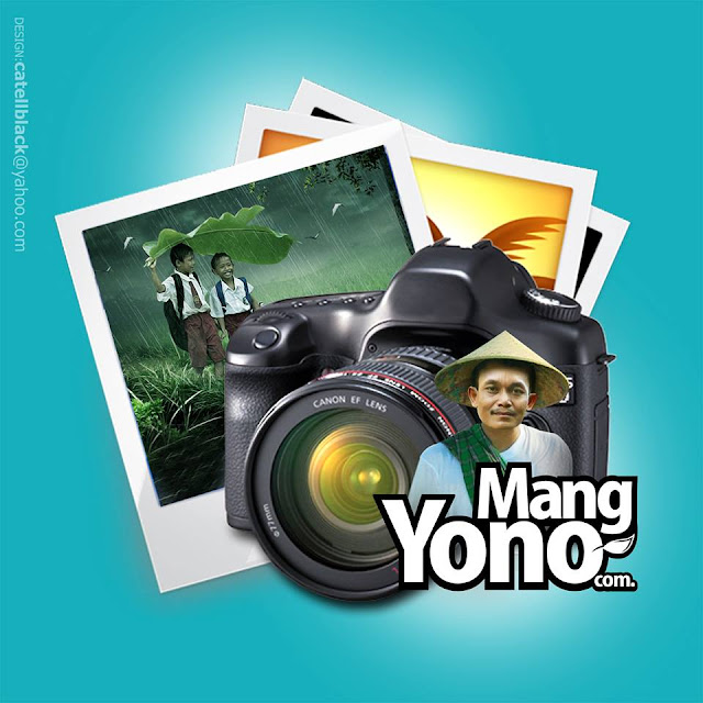 Blogger itu multitalenta penulis juga, fotografer juga, editor juga...