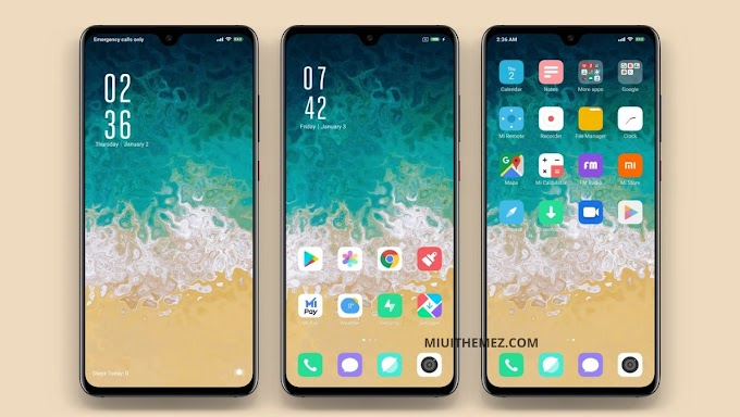 Mix iOS MIUI 11 Theme | Amazing iOS Look for Xiaomi Devices