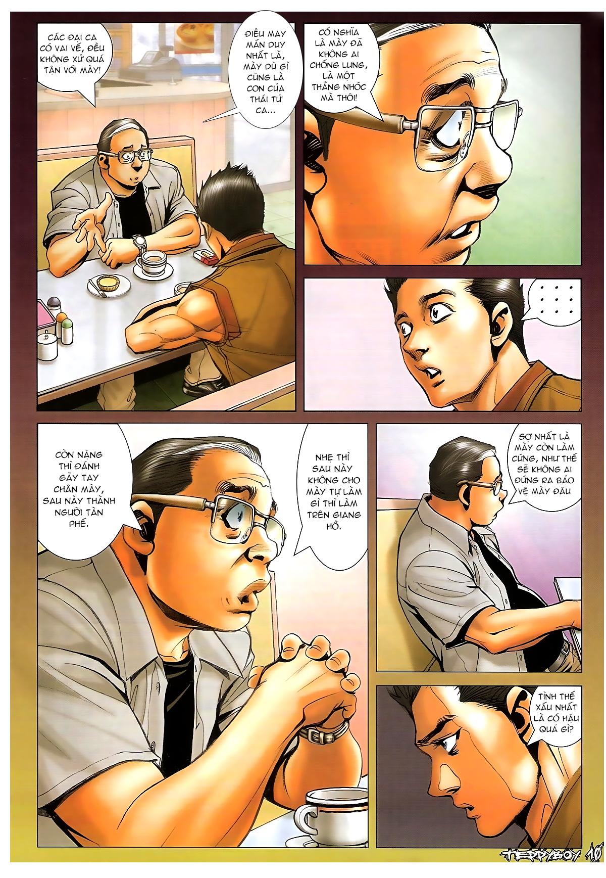 Người Trong Giang Hồ - Chapter 1319: Con trai Sinh Phiên - Pic 9