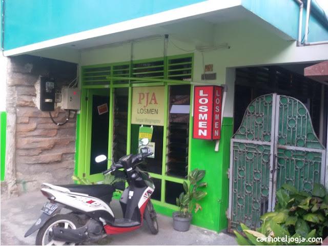 PJA Losmen hotel Murah Jogja