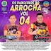 Cd Os Parceiros do Arrocha Volume 04 2019