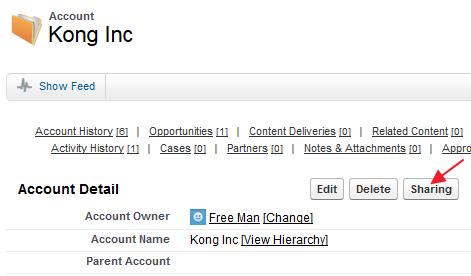 SimplySfdc com: Salesforce: Sharing Button URL