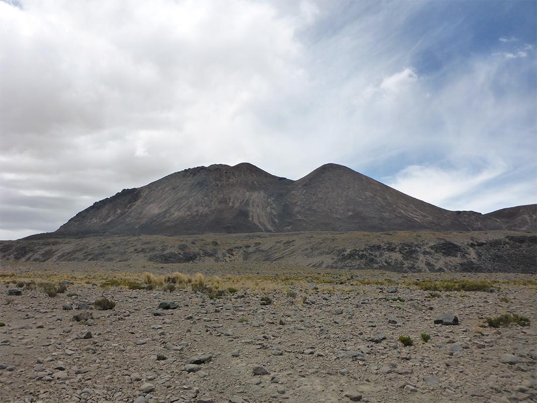 Volcán Cerro Auquihuato