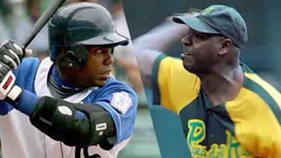Las razones por las que estas dos estrellas de la pelota cubana siempre andan juntos, en las verdes y las maduras.