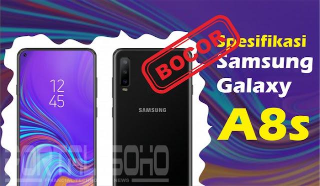Ini Dia Bocoran Spesifikasi Samsung Galaxy A8s, Desainnya Revolusioner