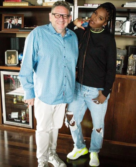 Meet Tiwa Savage's New Boss, Lucian Grainge, The CEO Of Universal Music Group