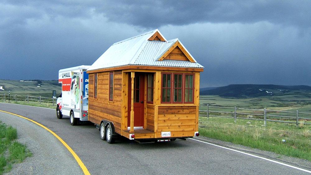 Blog Fuad Informasi Dikongsi Bersama 10 Smallest Homes In The World