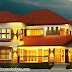 2930 square feet traditional mix home plan