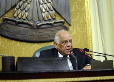 رئيس البرلمان: الإرهاب يلفظ أنفاسه الأخيرة