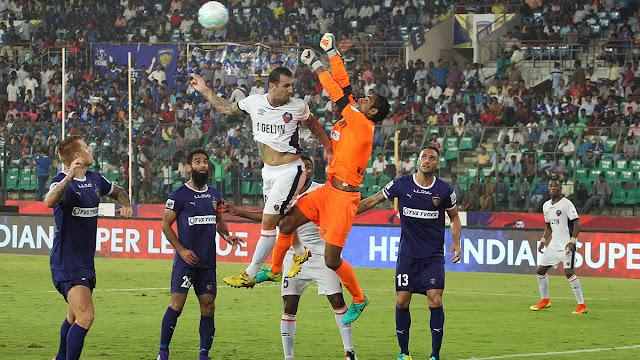 Hero Indian Super League 2016