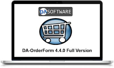 DA-OrderForm 4.4.0 Full Version