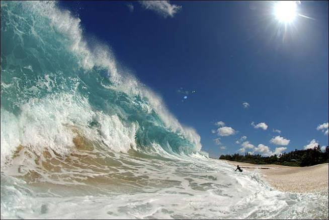 10 Photo the Best Waves Pacific Ocean Waves