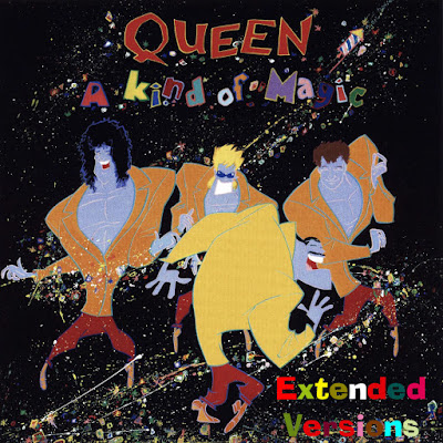 Queen - A Kind Of Magic (Extended Versions)