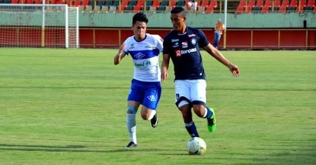Remo empata em 1 a 1 com o Atlético-AC na estreia pela Copa Verde