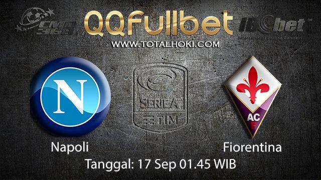 Prediksi Bola Jitu Napoli vs Fiorentina 17 September 2018 ( Italian Serie A )