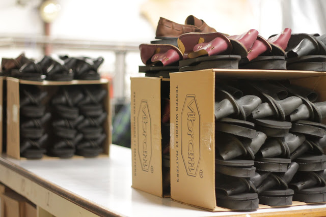Vibram Sole, Horween Leather, Made in USA