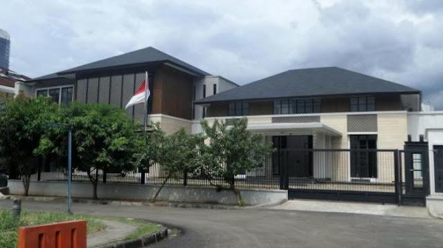 Megahnya Rumah Pemberian Negara Untuk Presiden SBY, Dengan Nilai yang Fantastis