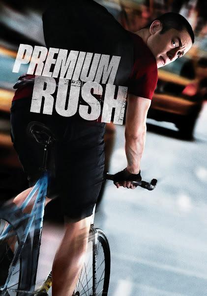 Premium Rush 2012 Dual Audio Hindi ORG 300MB BluRay 480p ESubs Download