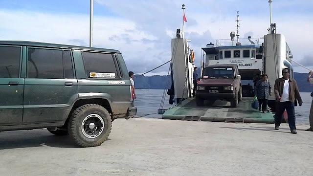 Kemenhub Akan Benahi dan Kelola Ulang 5 Dermaga di Danau Toba
