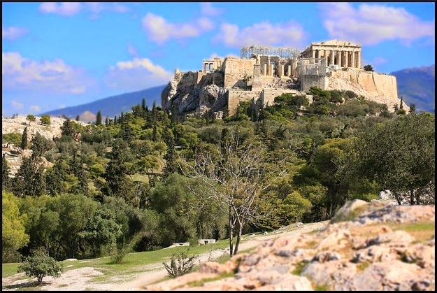 49. Democracy was conceived here on this rock. (The Pnyx, Athens.) - 49 Reasons To Love Hellas (Greece)