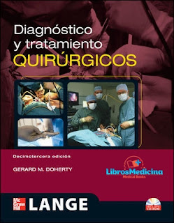 Diagnóstico y Tratamiento Quirúrgicos - Doherty M. Gerard - 13a Edicion