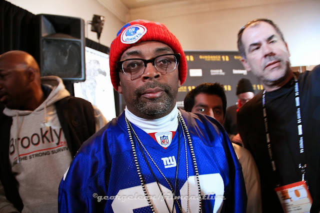Spike Lee  ©George Leon/filmcastlive