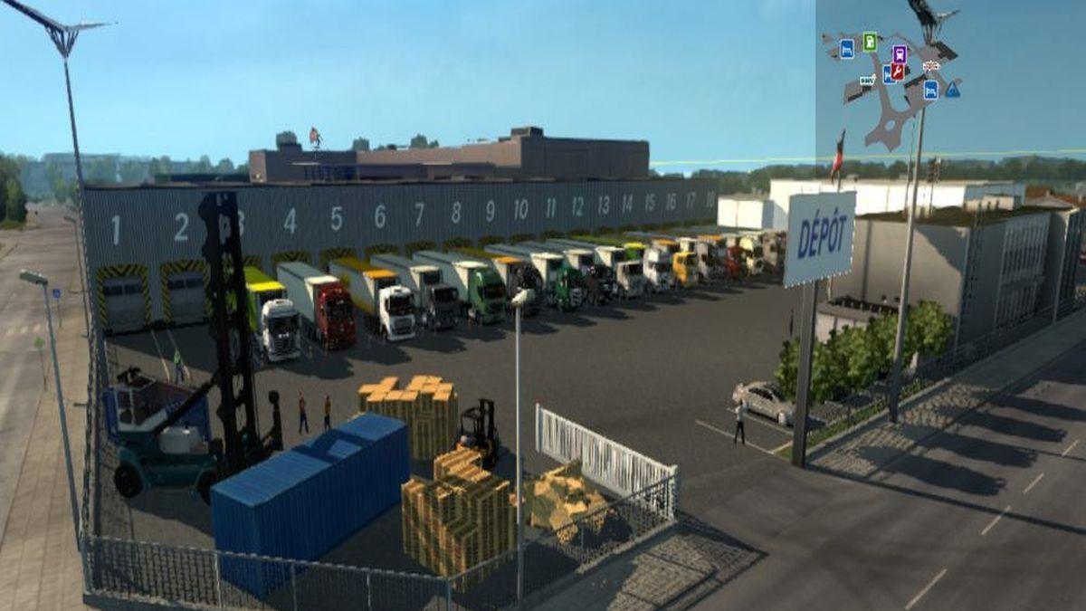 Nantes Warehouse