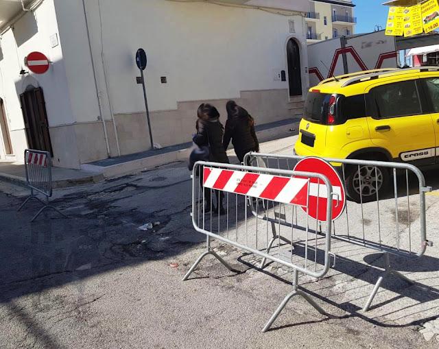 Fatti & Misfatti. Legalità stradale fai da te… a Monte Sant'Angelo si può