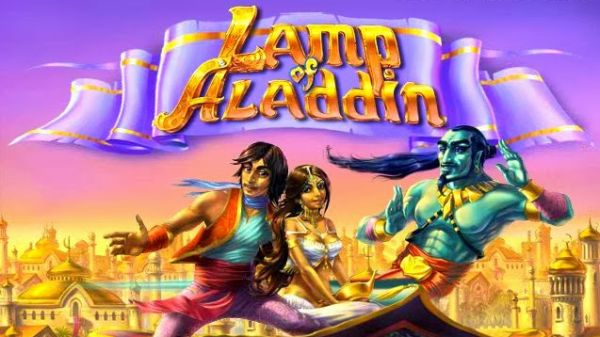 Play the brave Aladdin to find the Magic Lamp!