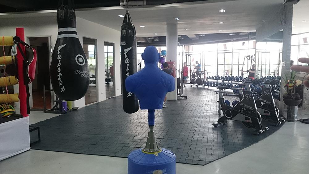Quantum Fitness Gym