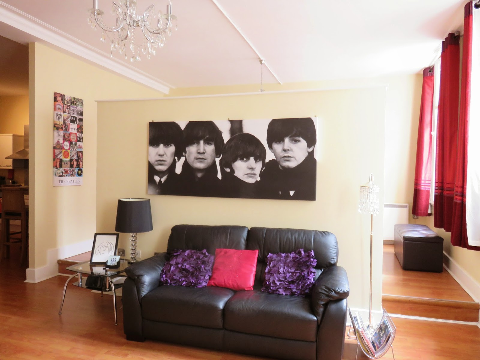 Review Visiting Liverpool This Flat Is Beatle Heaven