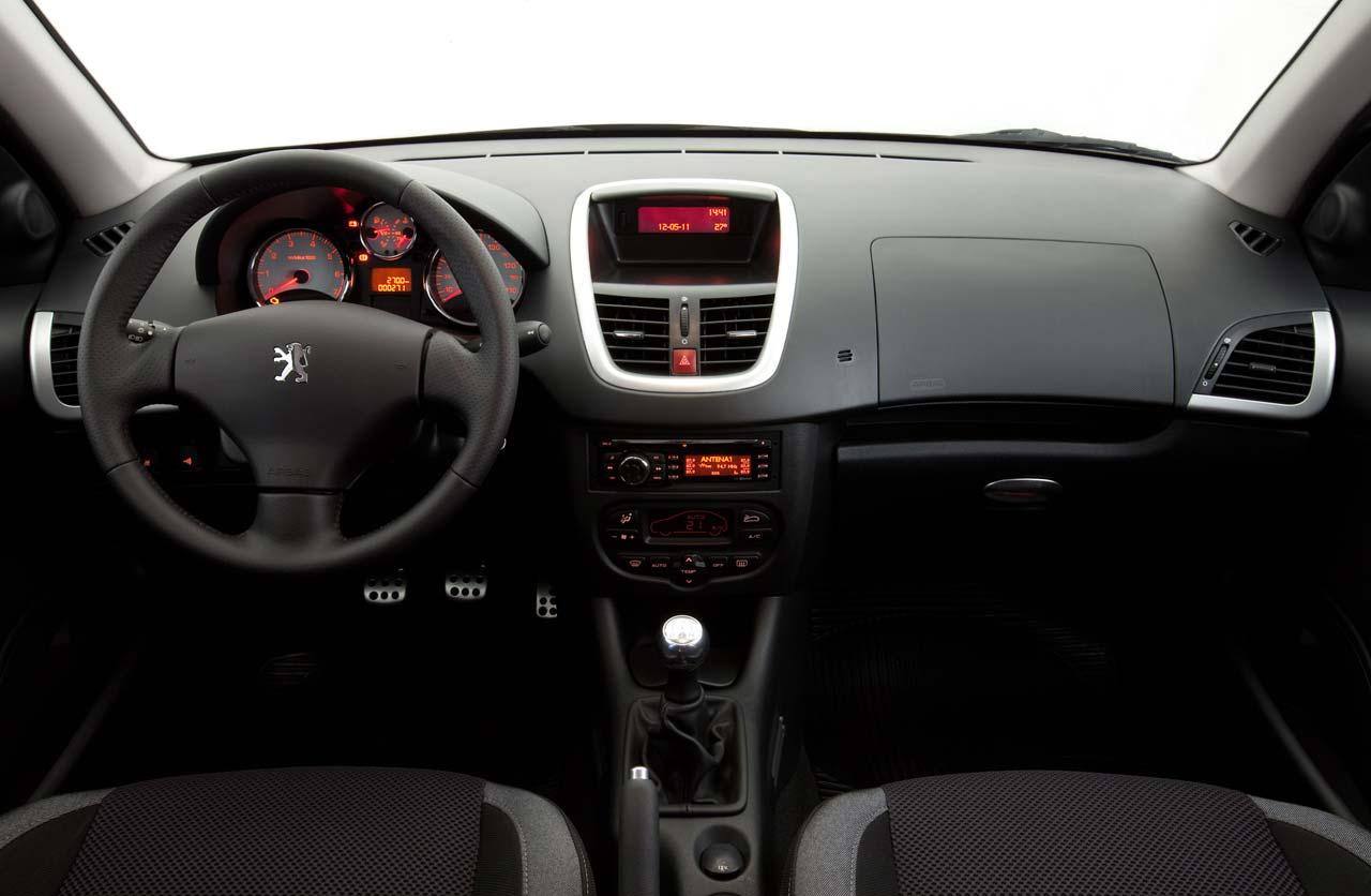 Sobre Peugeot 207 Peugeot-207-Compact-interior