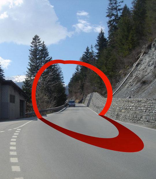 Felice Varini – Playing with Perspective | WideWalls |Felice Varini Him